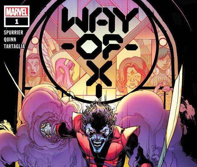 Way of X #1