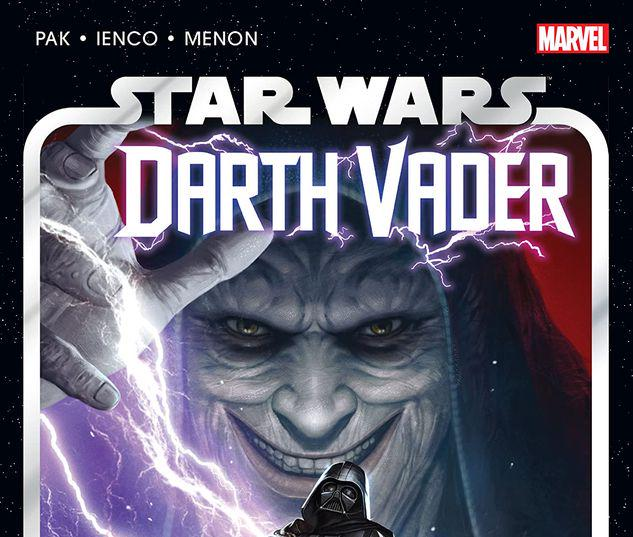 STAR WARS: DARTH VADER BY GREG PAK VOL. 2 - INTO THE FIRE TPB #2