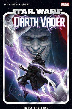 Star Wars: Darth Vader By Greg Pak Vol. 2 - Into The Fire (Trade Paperback)