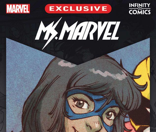 MARVEL PRIMER: MS. MARVEL INFINITY COMIC 1 #1