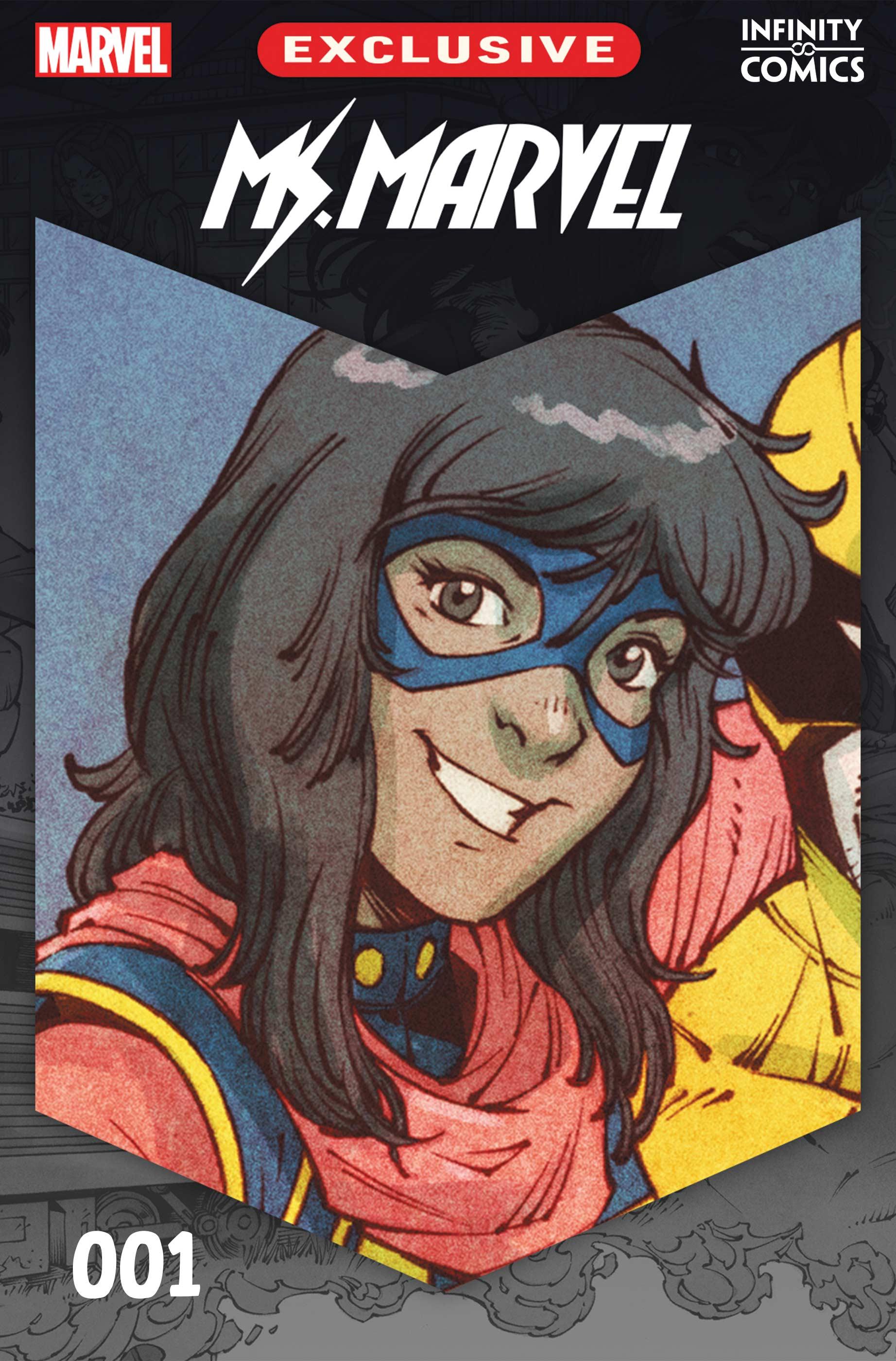 Ms. Marvel Infinity Comic Primer (2021) #1