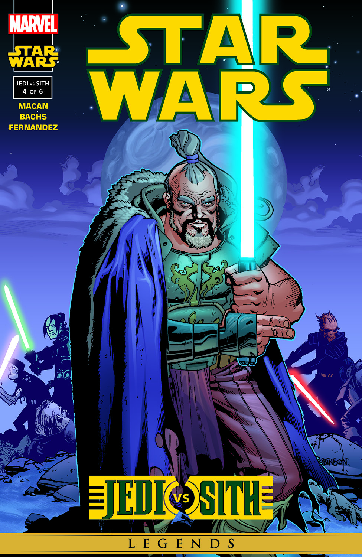 Star Wars: Jedi Vs. Sith (2001) #4