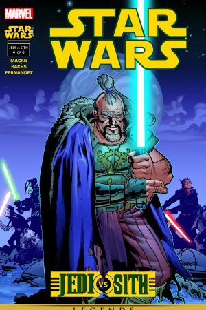 Star Wars: Jedi Vs. Sith #4