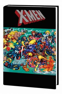 X-Men/Avengers: Onslaught (Hardcover)