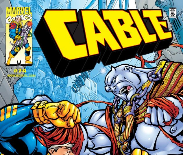 CABLE (1993) #74 Cover