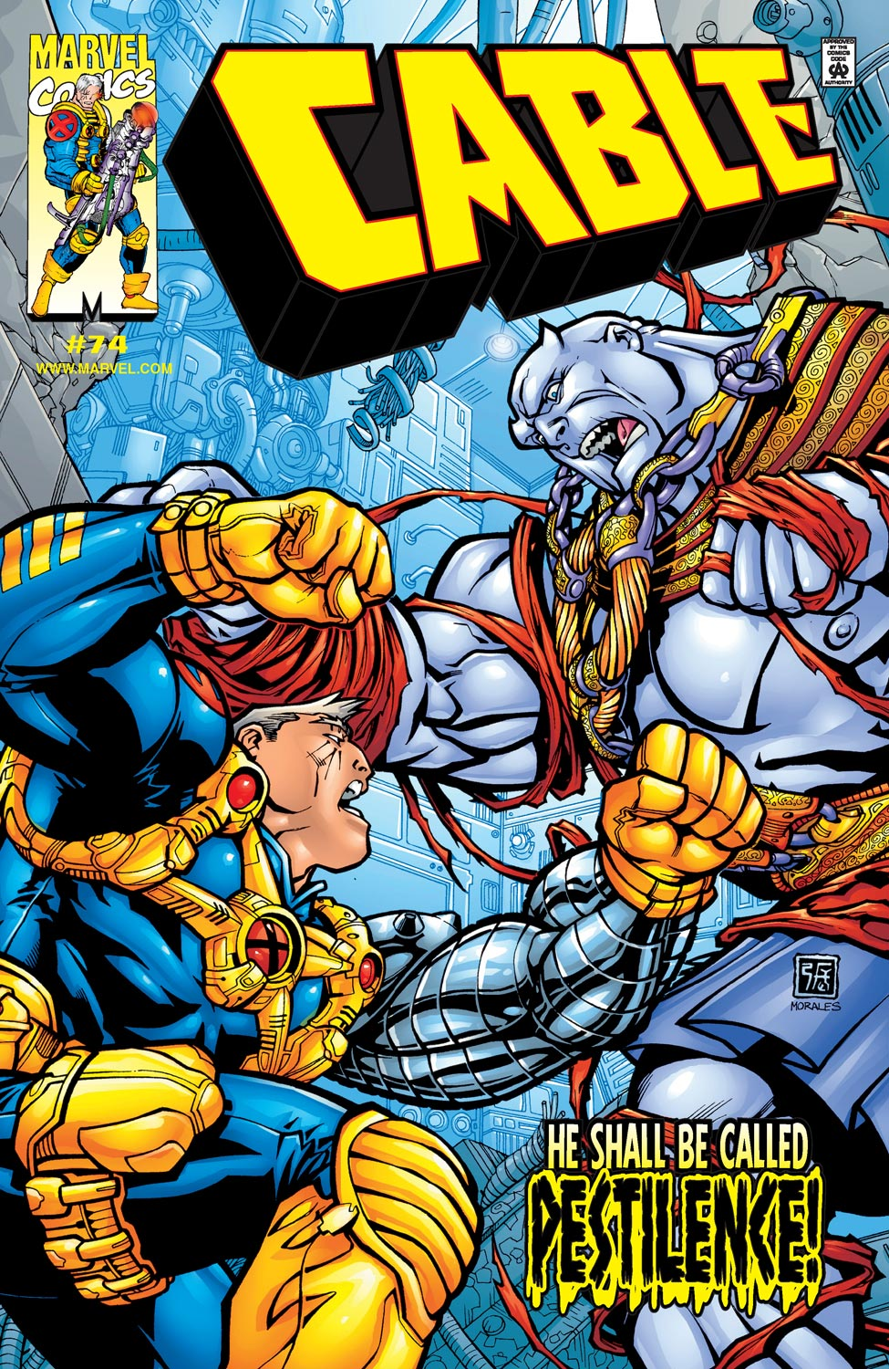 Cable (1993) #74