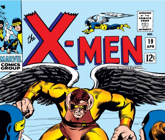 UNCANNY X-MEN (1963) #19