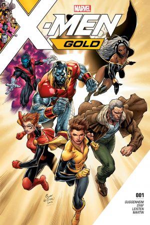 X-Men: Gold (2017) #1