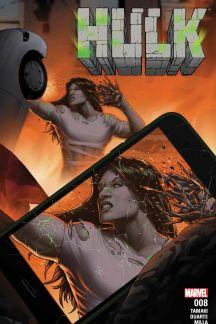 Hulk (2016) #8