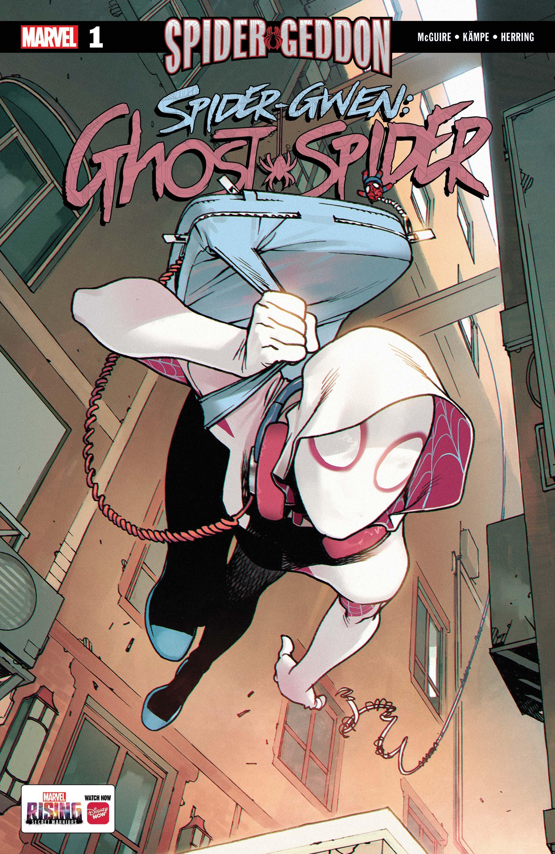 Spider-Gwen: Ghost-Spider (2018) #1