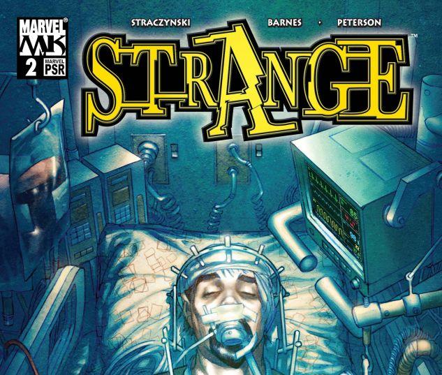 STRANGE (2004) #2