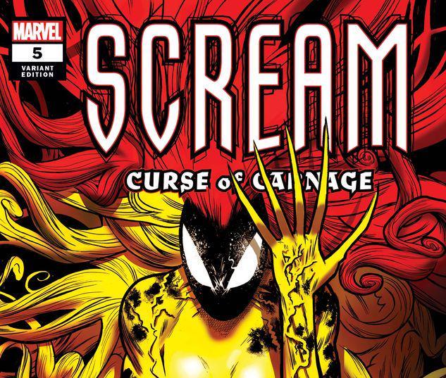 Scream: Curse of Carnage #5