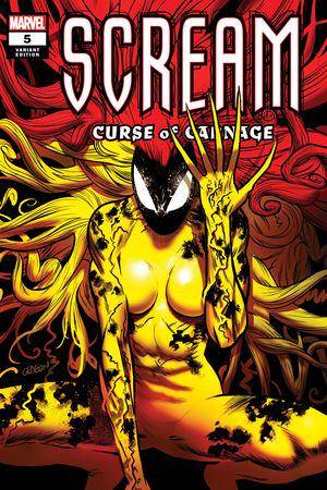 Scream: Curse of Carnage #5  (Variant)