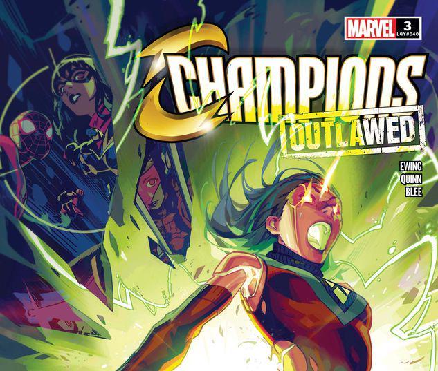 Champions #3
