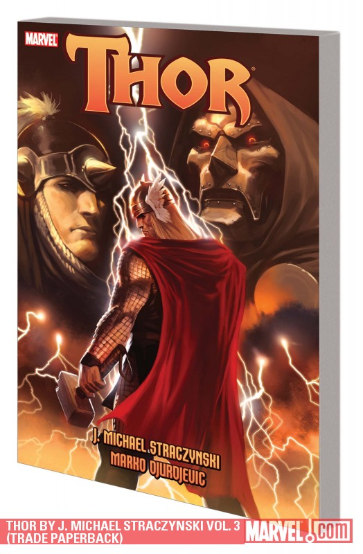 Thor by J. Michael Straczynski Vol. 3 (Trade Paperback)