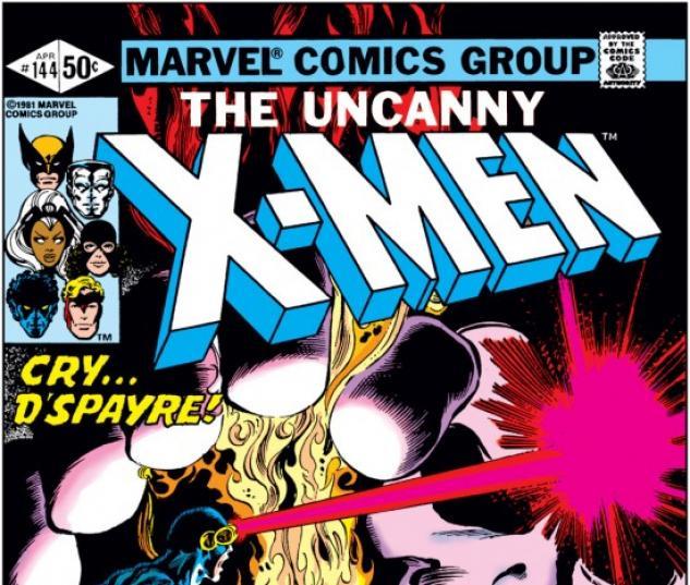 UNCANNY X-MEN #144