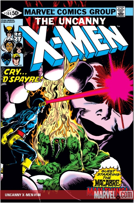 Uncanny X-Men (1963) #144