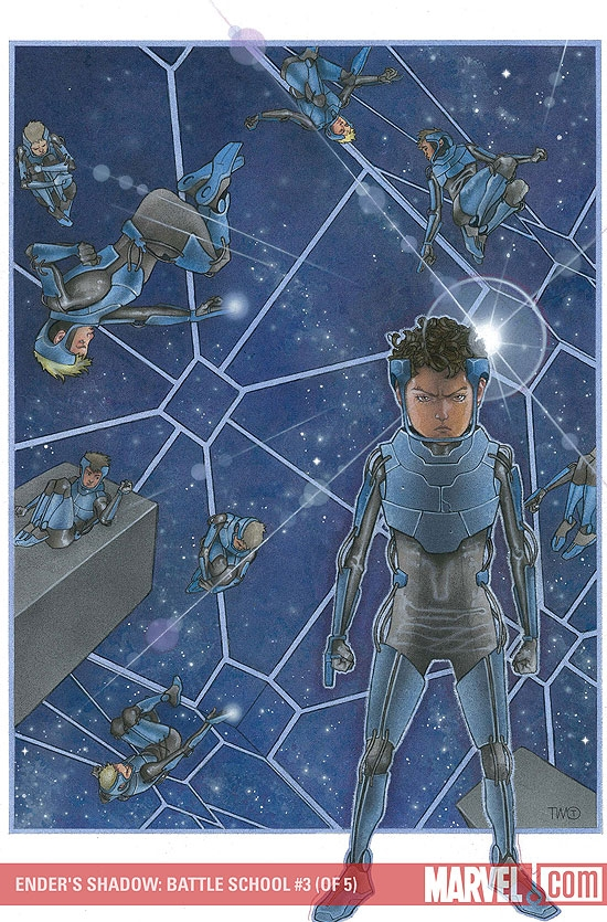 Ender's Shadow: Battle School (2008) #3