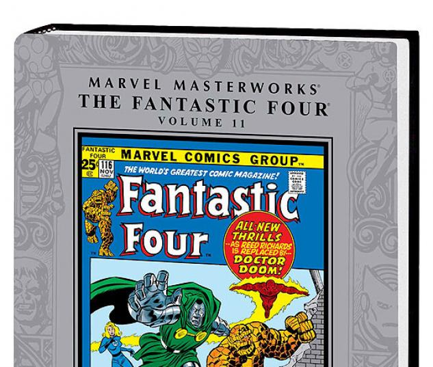 MARVEL MASTERWORKS: THE FANTASTIC FOUR VOL. 11 #0