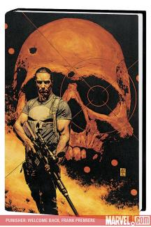 Punisher: Welcome Back, Frank Premiere (Hardcover)