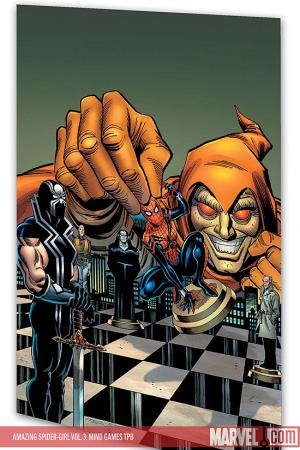 AMAZING SPIDER-GIRL VOL. 3: MIND GAMES TPB (Trade Paperback)