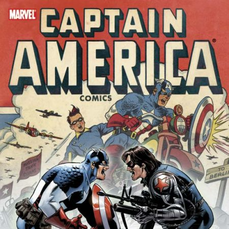 CAPTAIN AMERICA: WINTER SOLDIER VOL. 2 #0
