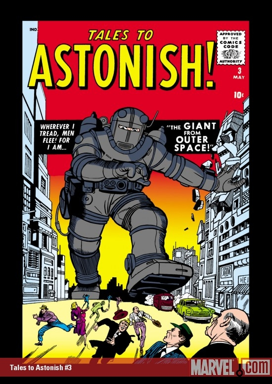 Tales to Astonish (1959) #3