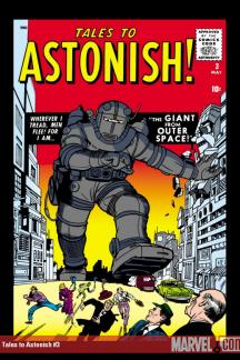 Tales to Astonish #3