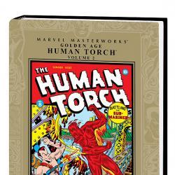 MARVEL MASTERWORKS: GOLDEN AGE HUMAN TORCH VOL. 2 #0