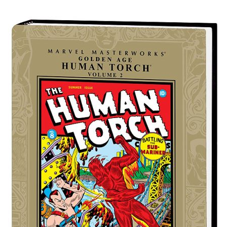 MARVEL MASTERWORKS: GOLDEN AGE HUMAN TORCH VOL. 2 #0