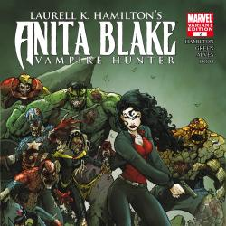 LAURELL K. HAMILTON'S ANITA BLAKE - VAMPIRE HUNTER: THE FIRST DEATH #2
