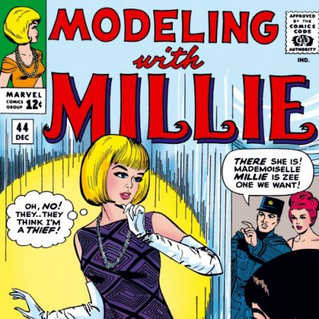 Modeling with Millie (1963 - 1966)