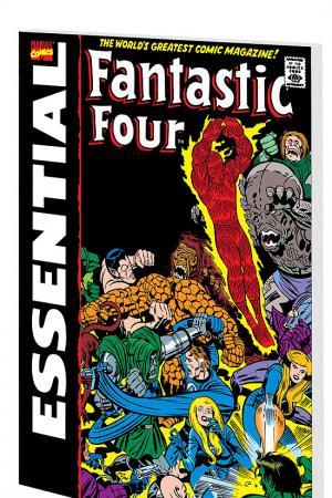 Essential Fantastic Four Vol. 5 (Trade Paperback)