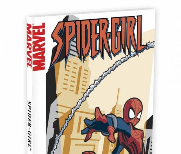 SPIDER-GIRL VOL. 1 COVER
