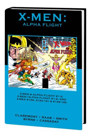 X-Men: Alpha Flight (Hardcover)