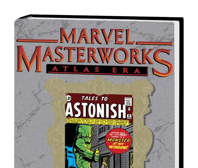 Marvel Masterworks: Atlas Era Strange Tales (2011) #1