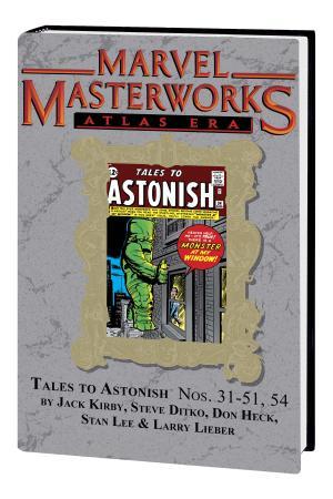 Marvel Masterworks: Atlas Era Strange Tales (Hardcover)