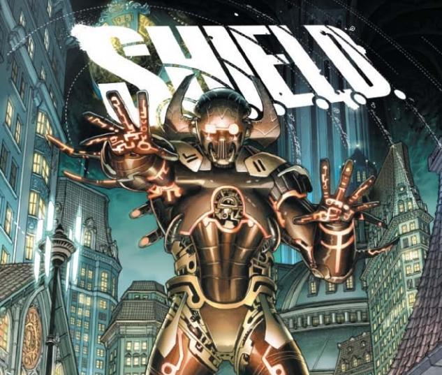 S.H.I.E.L.D. (2011) #2, Historical Variant