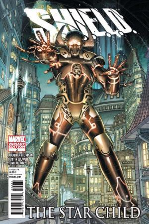 S.H.I.E.L.D. (2011) #2 (Historical Variant)