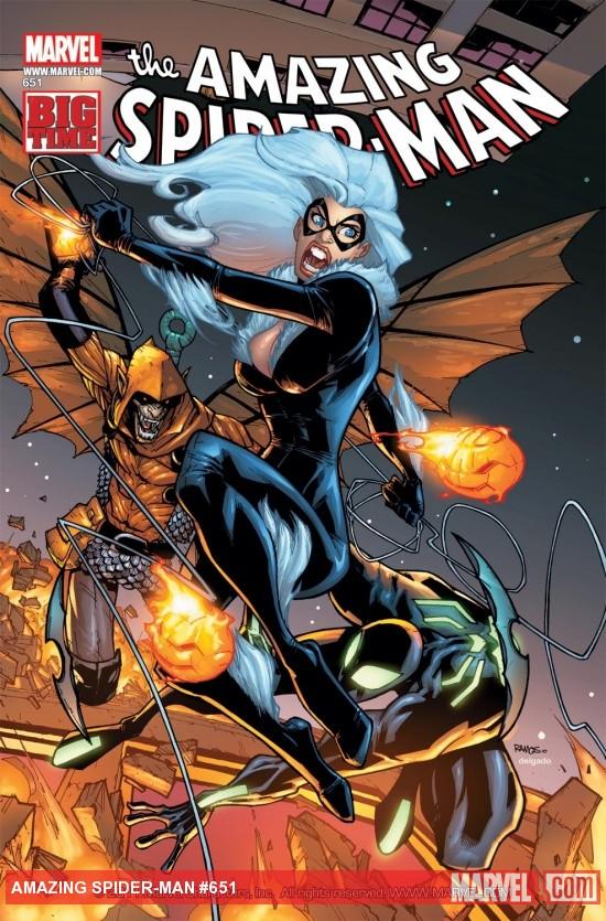 Amazing Spider-Man (1999) #651