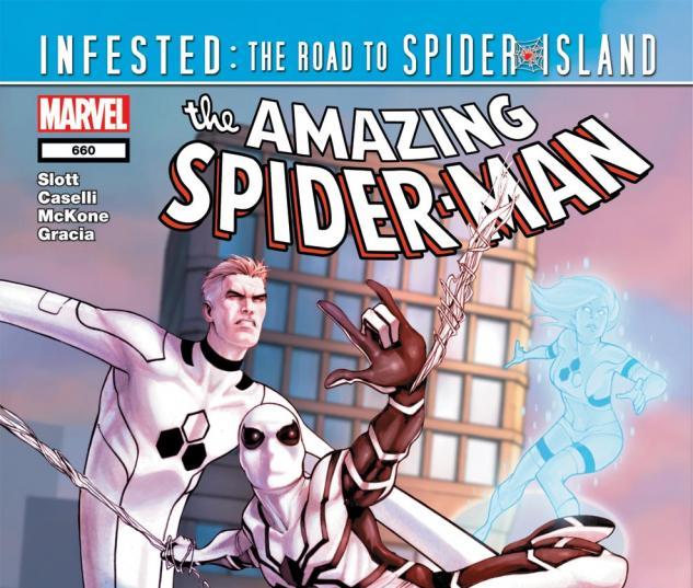 Amazing Spider-Man (1999) #660