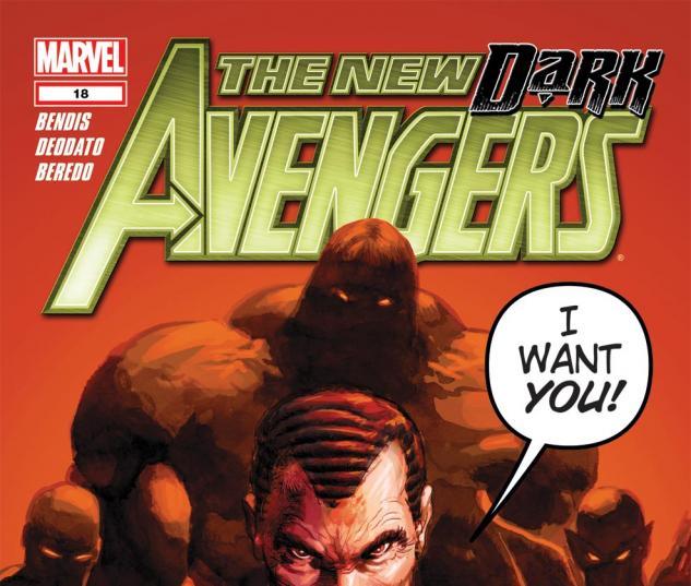 New Avengers (2010) #18