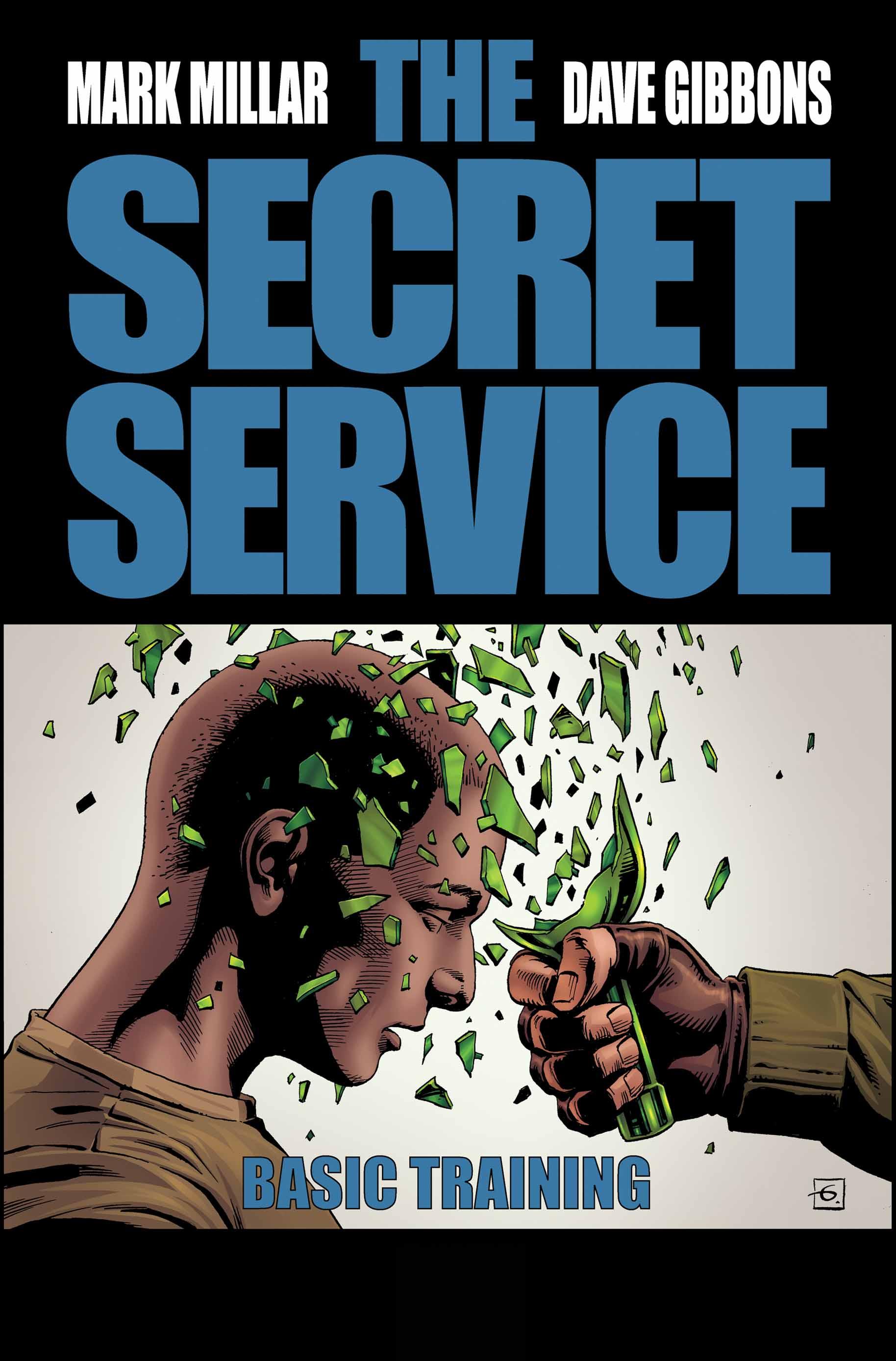 Secret Service (2012) #2