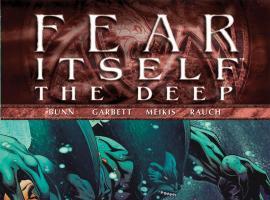 Fear Itself: The Deep (2011) #3