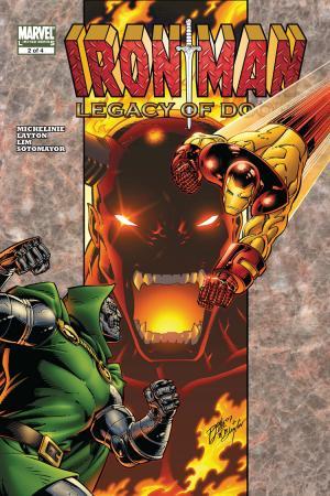 Iron Man: Legacy of Doom (2008) #2