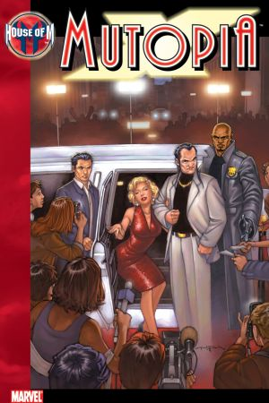 House of M: Mutopia X (Trade Paperback)