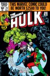 Incredible Hulk (1962) #251 Cover