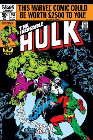 Incredible Hulk (1962) #251