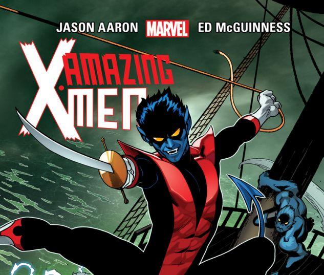 Amazing X-Men #1