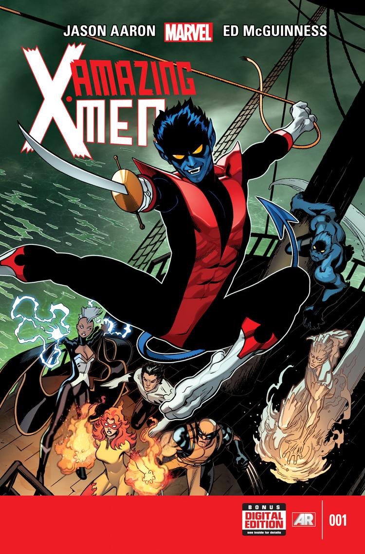 Amazing X-Men (2013) #1